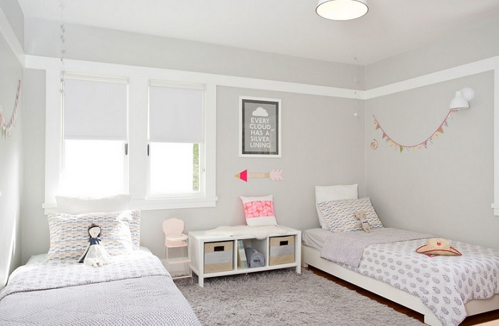 How To Visually Widen The Walls In A Narrow Room