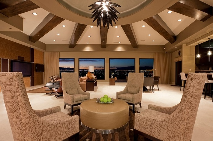 Easy Ways to Create Focal Points into Your Family Room