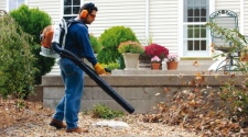 Renting a Leaf Blower this Spring