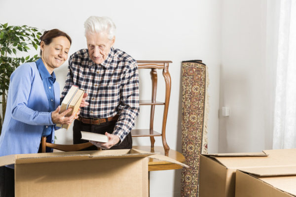 Senior Downsizing - Do It Yourself