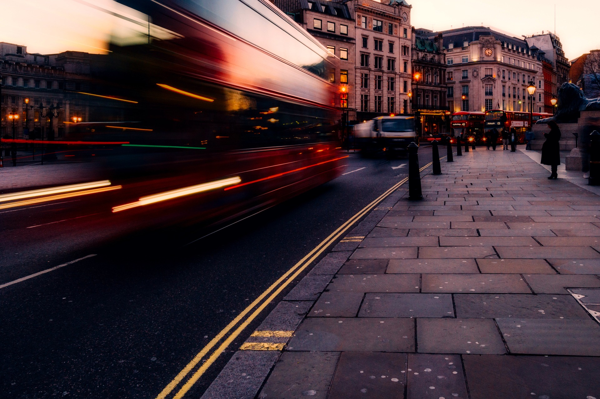 public transportation london