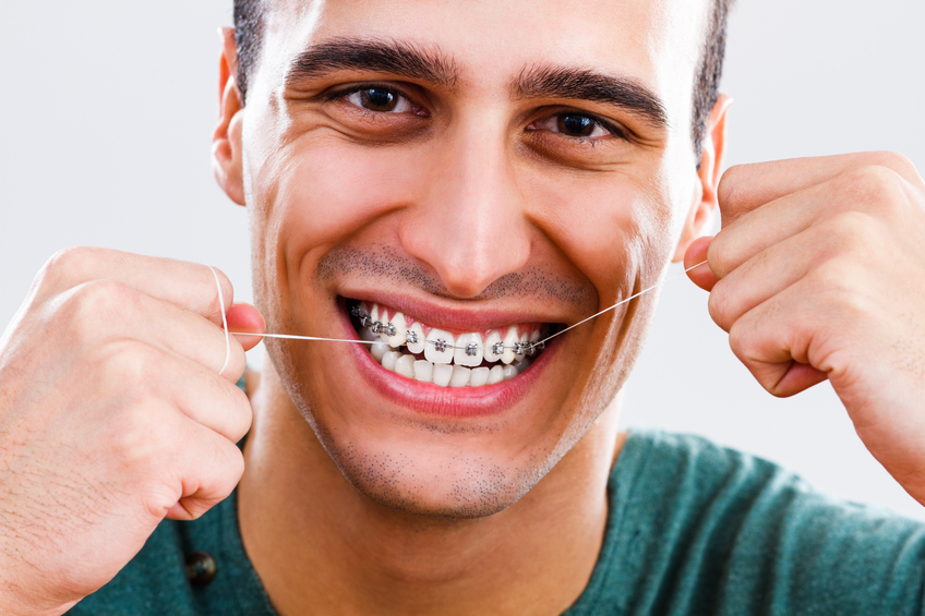 4 Tips For Proper Dental Hygiene While Wearing Braces