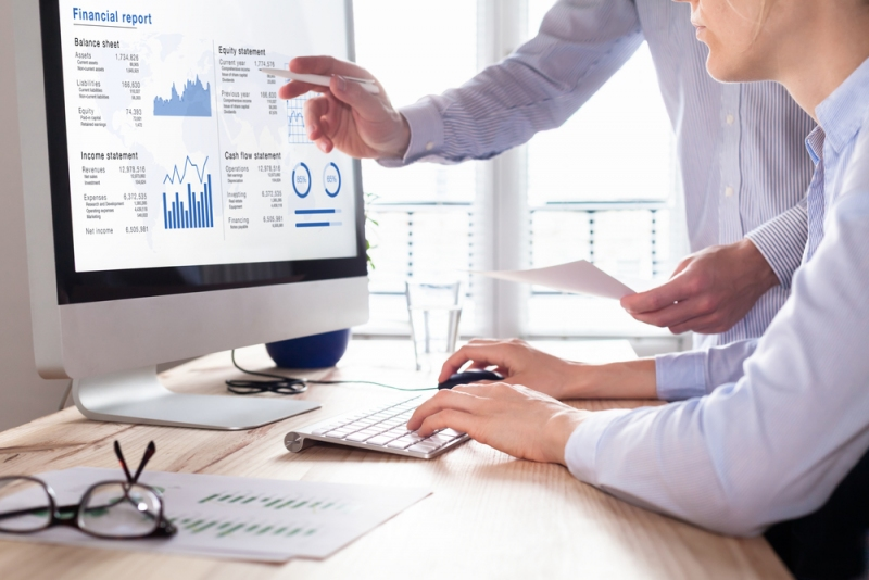 The Digital Dive - 6 Tips For Making The Transition To Financial Software