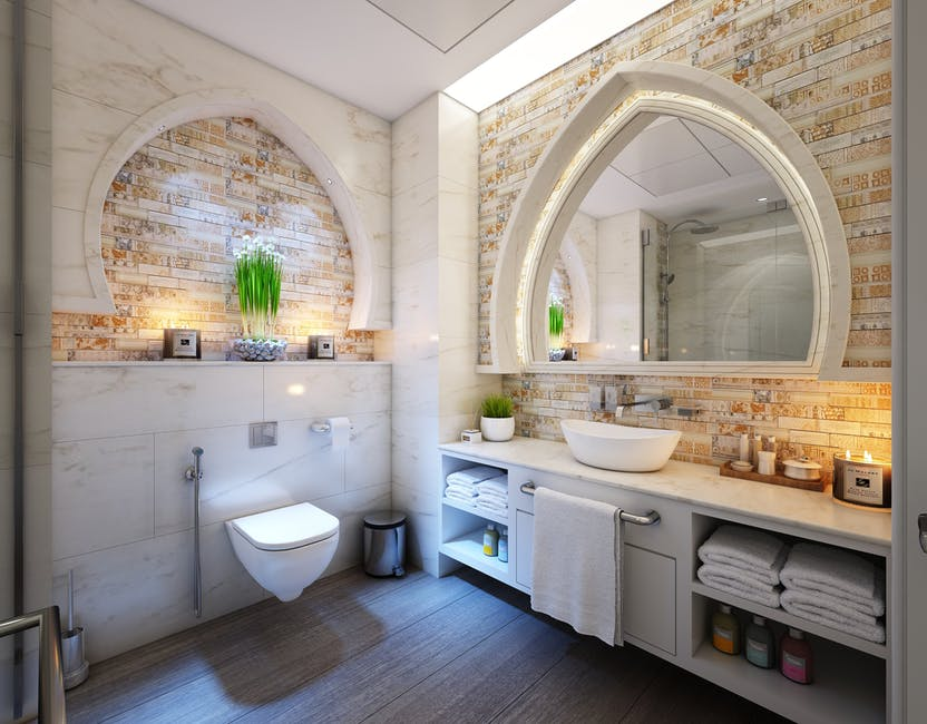 Light It Up: 5 Tips To Provide Your Bathroom The Perfect Lighting