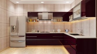 Modular Kitchen Ideas Let You Have A Big and Beautiful Kitchen At Home
