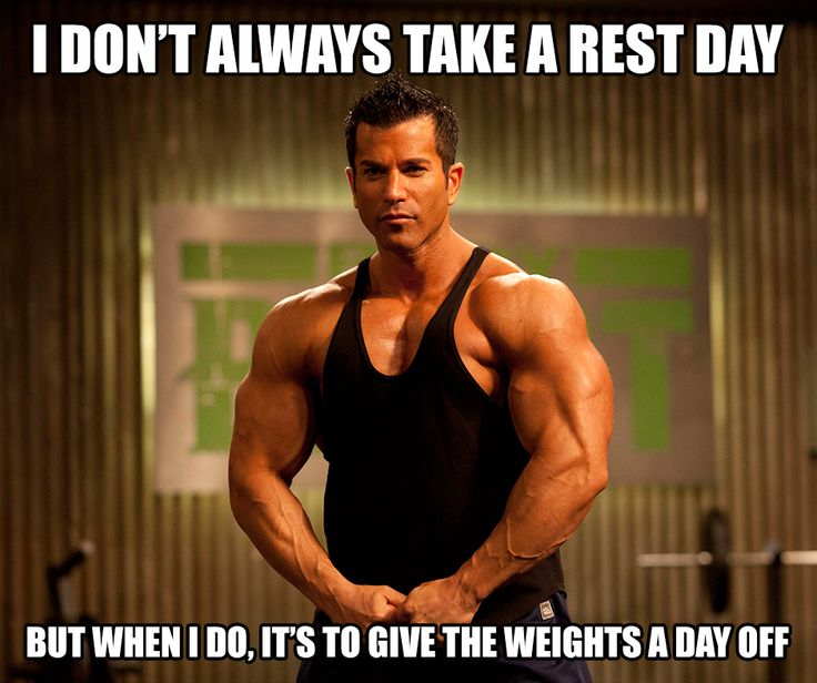 'For Bodybuilders': 5 Ways To Get The Full Benefit Out Of Your Rest Days