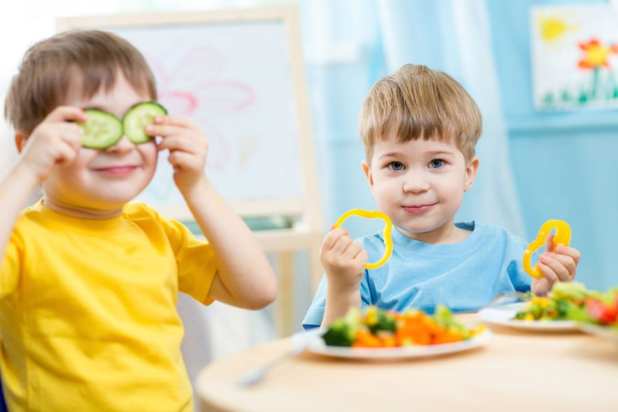How Can You Make Your Kids Eat Healthy Foods?