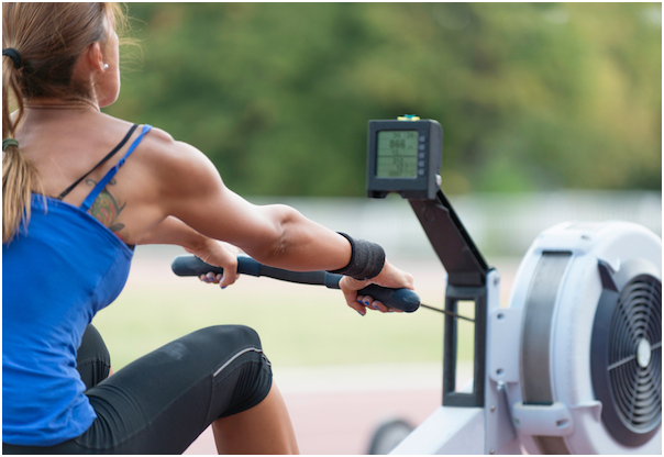 Benefits Of Using A Rowing Machine