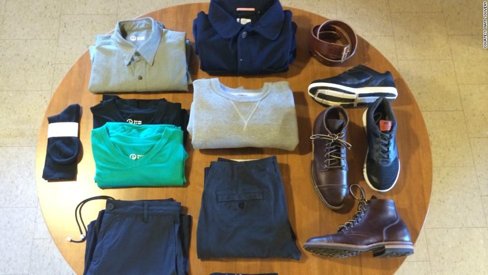 7 Essentials For A Minimalist Man