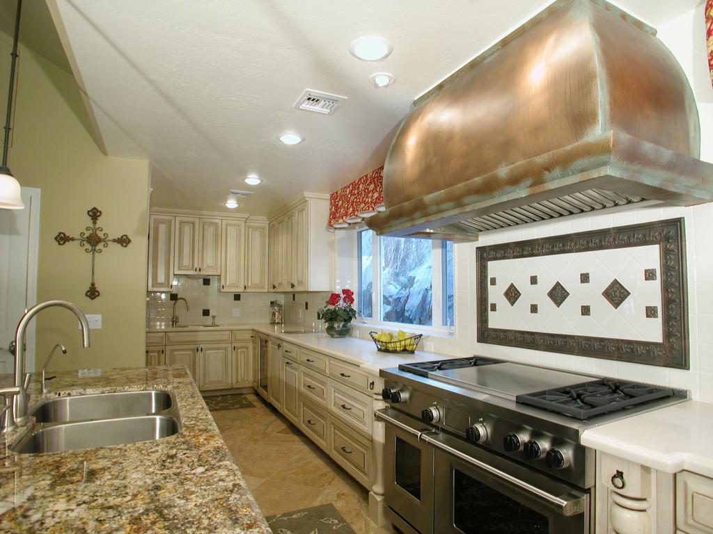 quartz counter tops kitchen