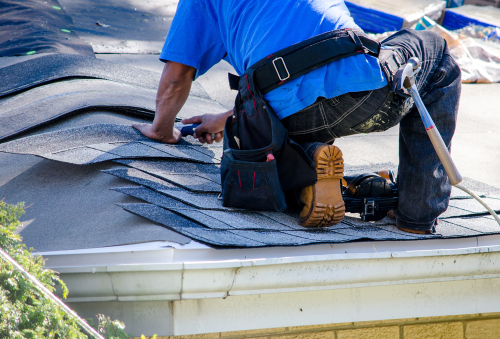 Can Curling Shingles Be Fixed?