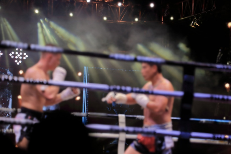 Muay Thai Training and Boxing Program in Thailand for a Holiday