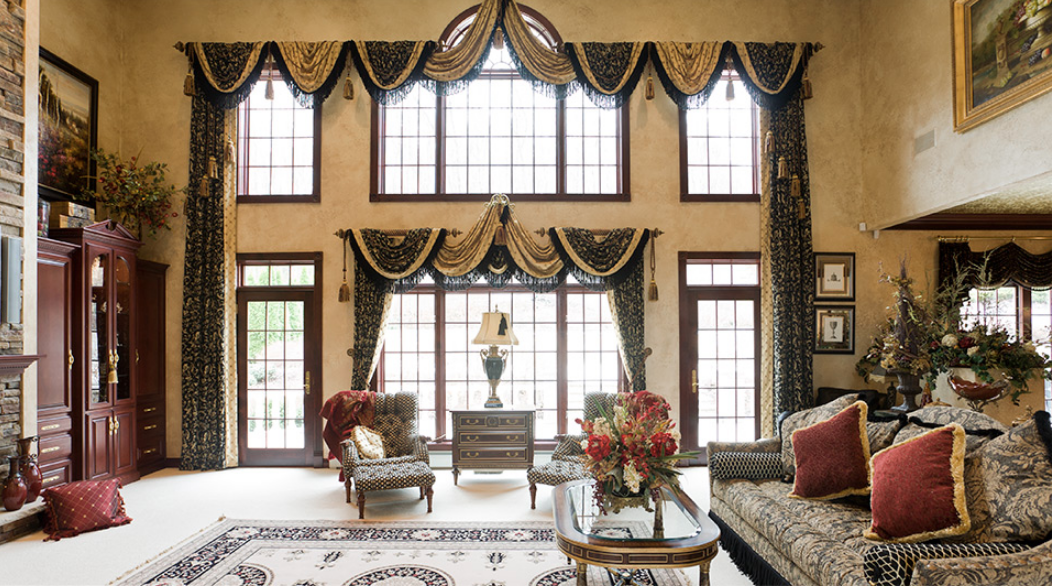 4 Reasons Why You Should Get Custom Window Curtains For Your New Home