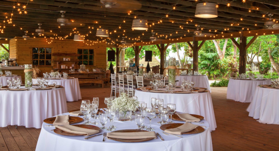 Top Reasons Why You Should Choose An Outdoor Wedding Venue