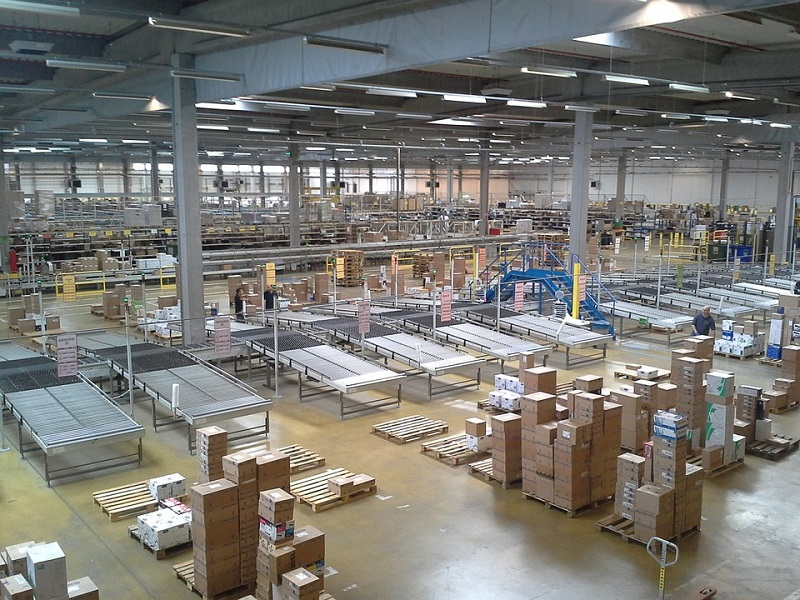 Warehousing Hygiene Issues For Food Storage