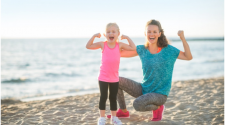 WORKOUT TIPS FOR STAY-AT-HOME MOMS