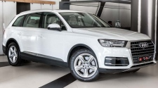 Powerful And Stylish – Audi Q7