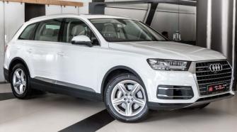 Powerful And Stylish – Audi Q7