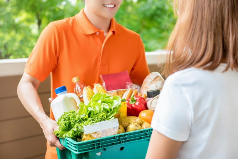 Grocery Products Delivery Online Will Surprise With Abundant Benefits