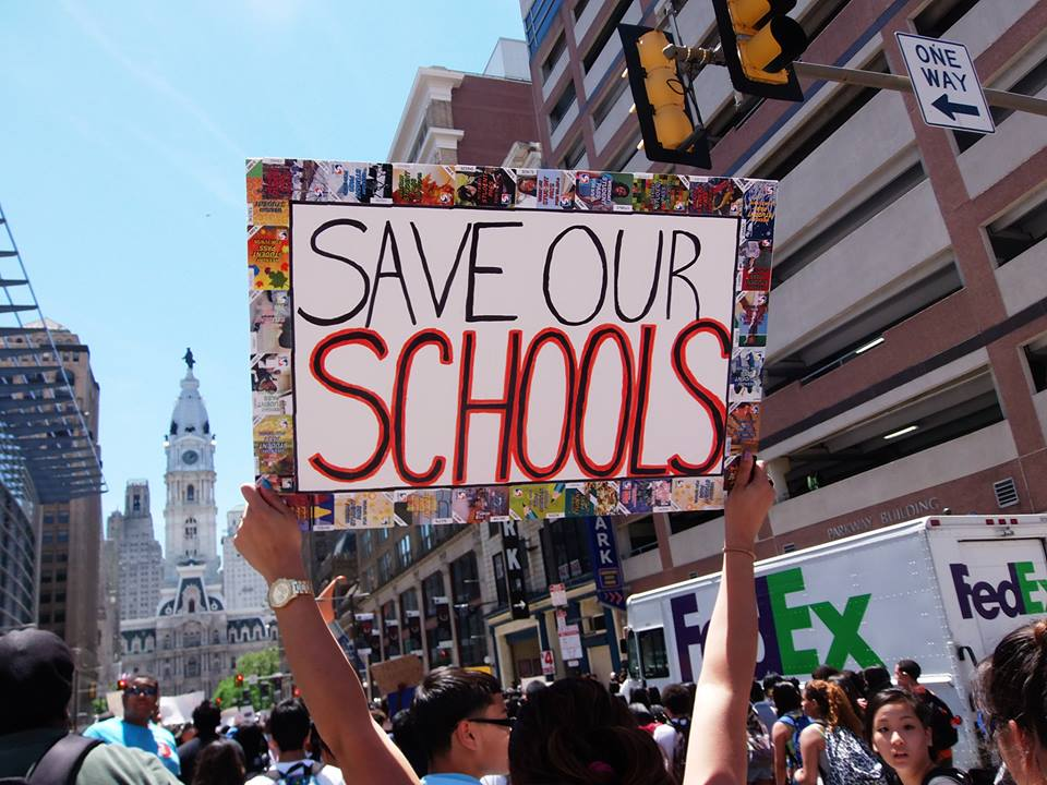 Schools and Education In Crisis