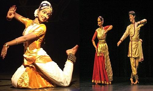North India and South India Arts