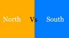 North vs South India
