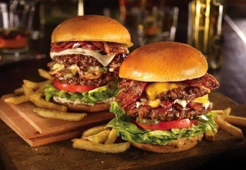 Traditional and Modern Taste of Burger