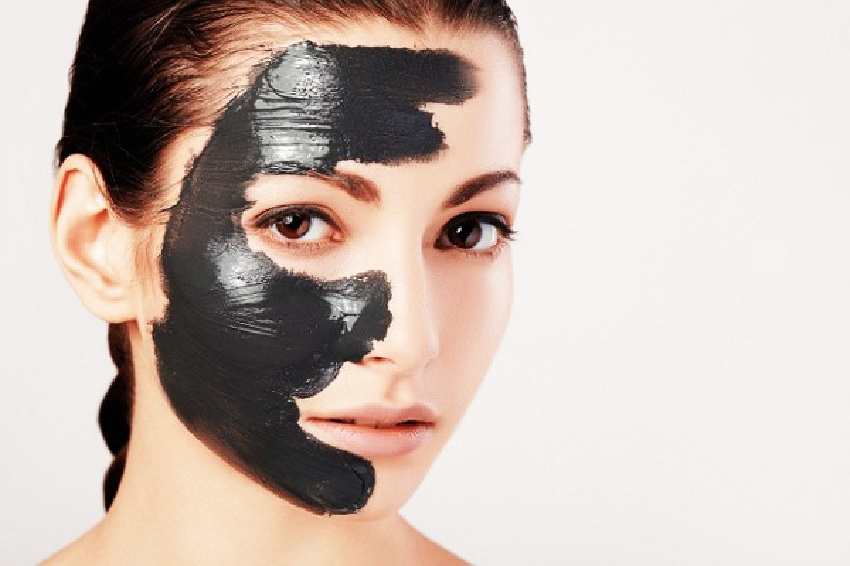 5 recipes and ways of using black masks