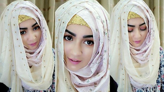 Crinkle Hijab