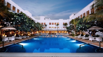 Taj Connemara - Best Luxury Hotel In Chennai