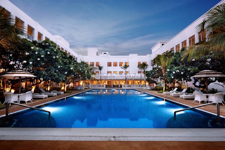 Taj Connemara - Best Luxury Hotel In Chennai