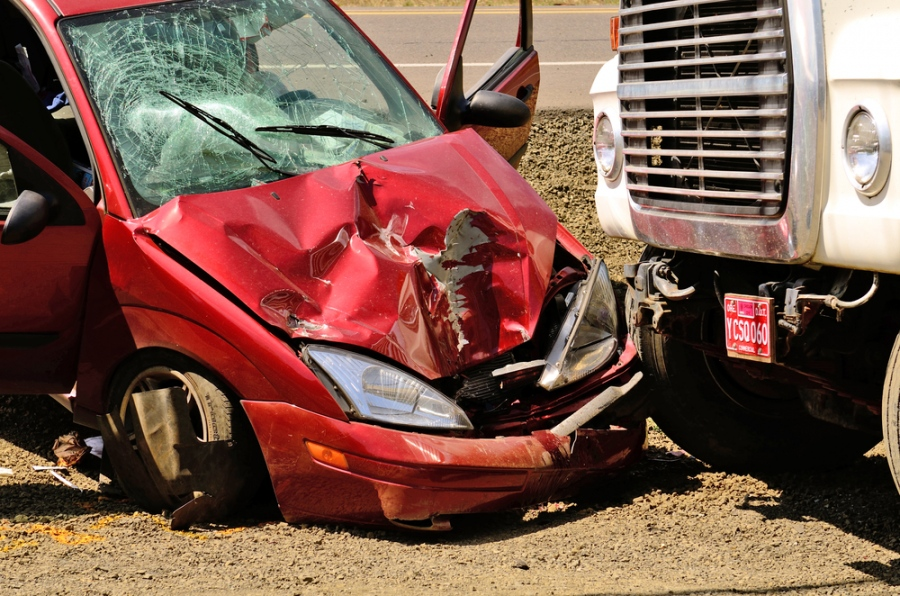 Who Is At Fault In A Car Accident Within A Construction Zone
