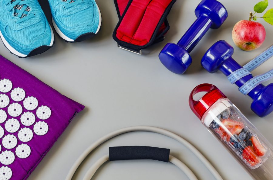 13 Fitness Products to Shape Yourself In This New Year