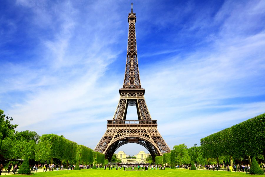 Top 12 Famous Sightseeing Destinations In France